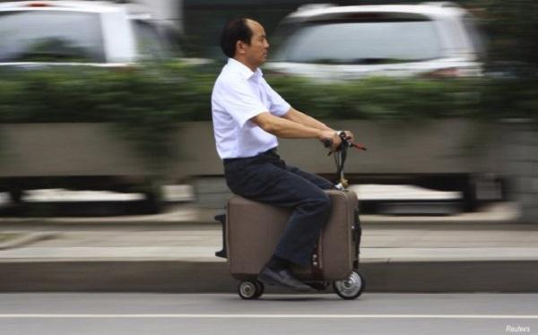 15 sản phẩm cơ khí tự chế bá đạo của người Trung Quốc